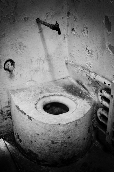 The commode