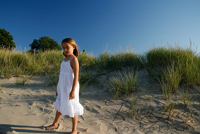 Kylie at the Beach 2008-20