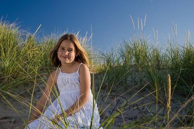 Kylie at the Beach 2008-24
