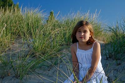 Kylie at the Beach 2008-23