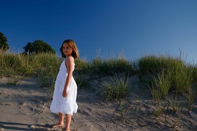 Kylie at the Beach 2008-21