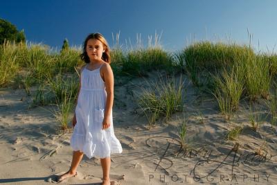 Kylie at the Beach 2008-19