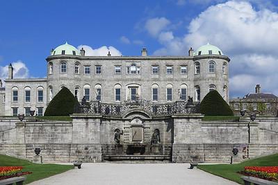 Ireland April 25, 2014: Powerscourt and Killruddery
