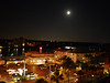 Moon over 'The Pub' - Indian Shores, Florida<br /> ©2010 Thomas Stanzale. All rights reserved.