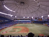 Tropicana Field - Tampa Bay Rays vs Boston Red Sox<br /> ©2010 Thomas Stanzale. All rights reserved.