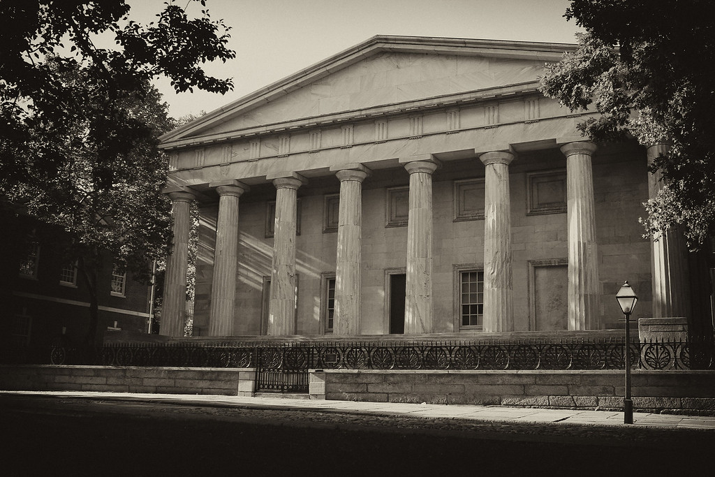 The Second Bank of the Us