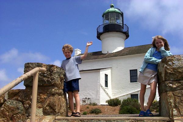Jeff's Favorite Lighthouse Pix