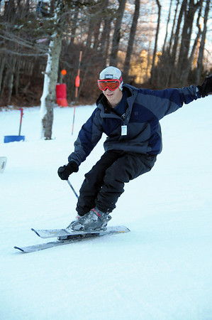 Ski Beech New Years 09
