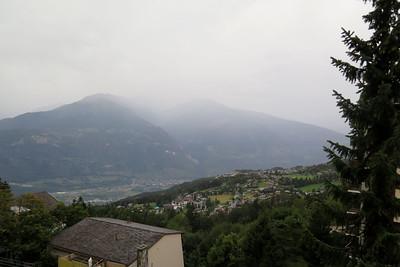 Switzerland (Valais) September 13,  2015