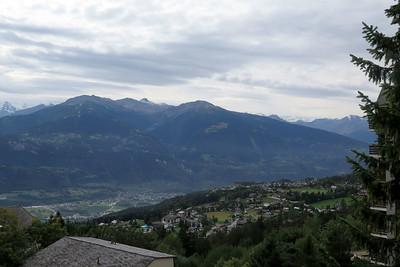 Switzerland (Valais/Sion)  September 15, 2015