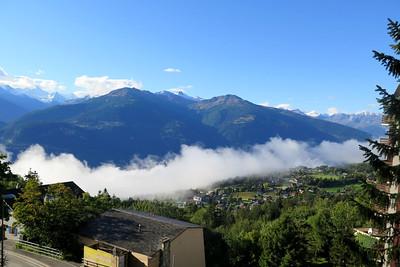 Switzerland (Valais/train to Zermatt) September 14, 2015