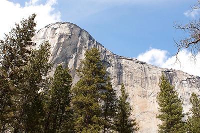 Yosemite Valley April 21, 2011
