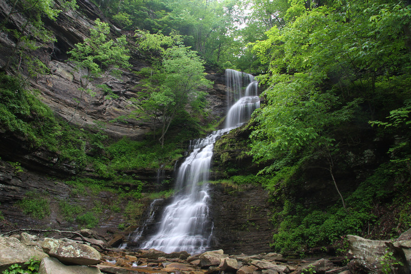 Cathredral Falls