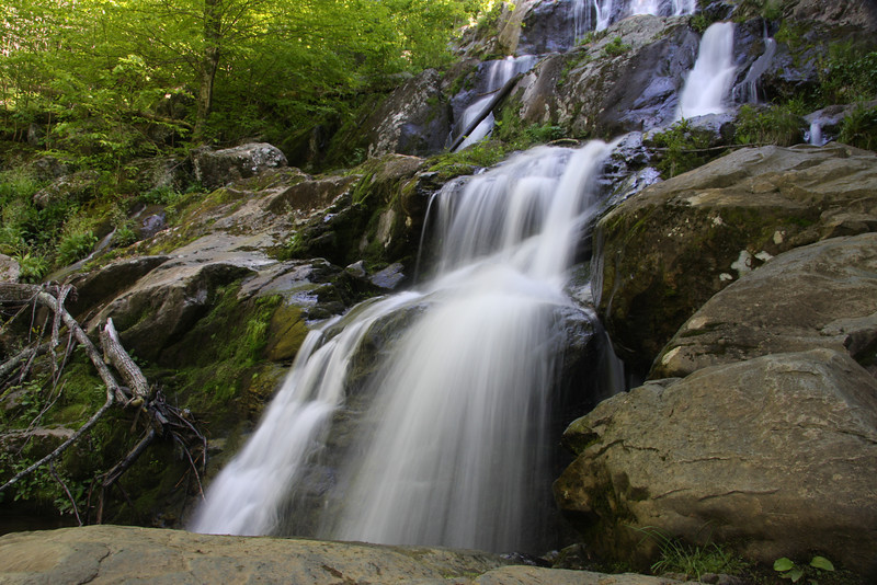 Shennadoah National Park Waterfall