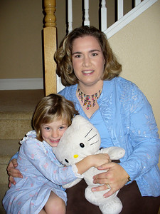 Carol and Juliana