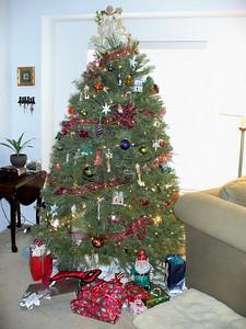 Ari and Mark's Christmas tree