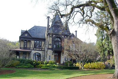 Beringer Winery House