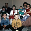 1962 - Ozman grandchildren with Larry and Hazel Wagner