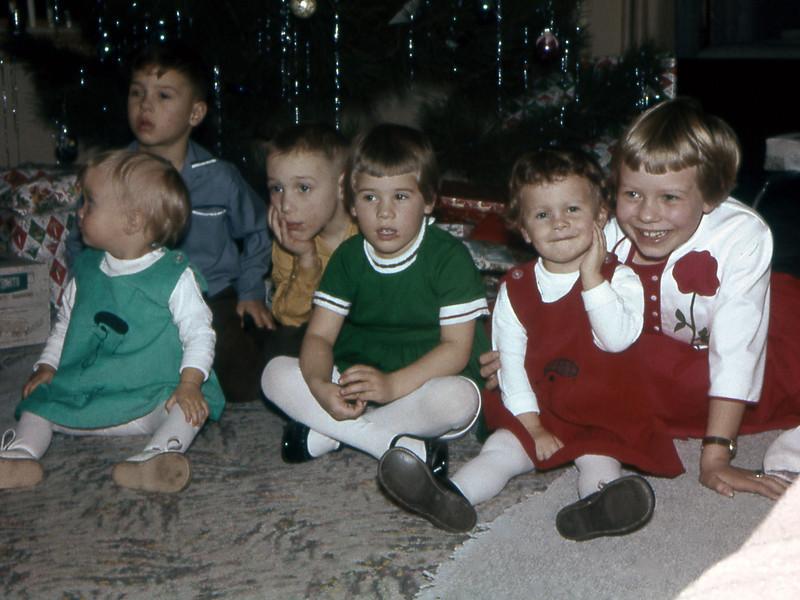 1962 - Frankie and Janis Ozman grandchildren