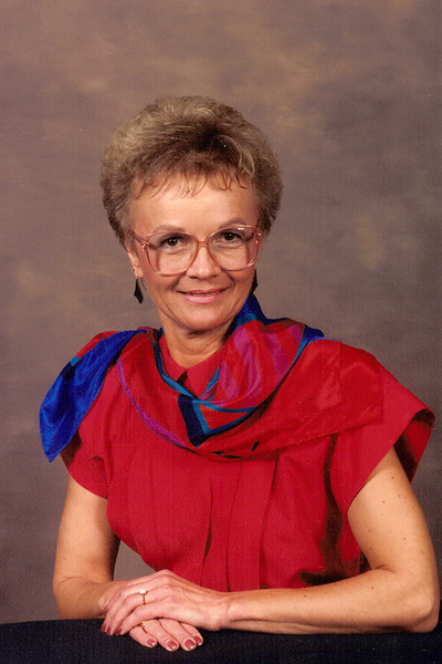 1987 - church portrait