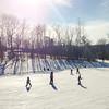 Valentine's Day 2014 Ski Trip.