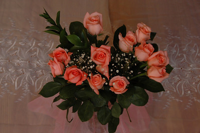 Valentine's Day Roses for Carina