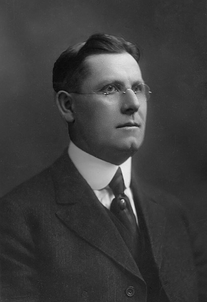 Leroy Edward McChesney Sr.