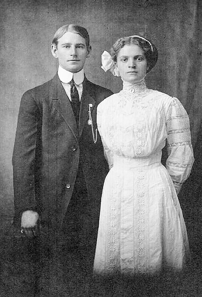 Grand grand-mère et grand Johnson première génération de Valerie R. McChesney