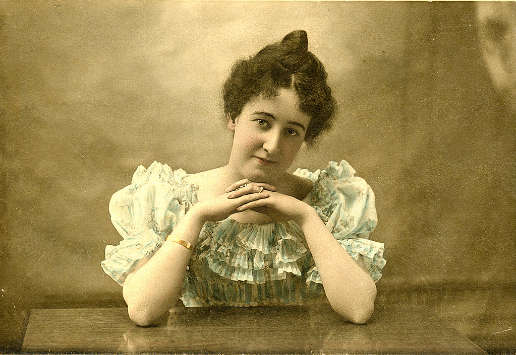 Grand grand-mère de Valerie R McChesney