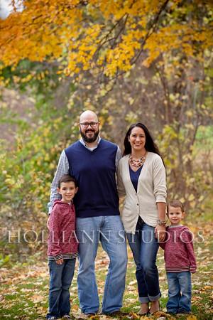 VanBergen Family 2016
