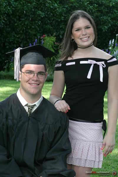 VanZant Graduation (May 2004)