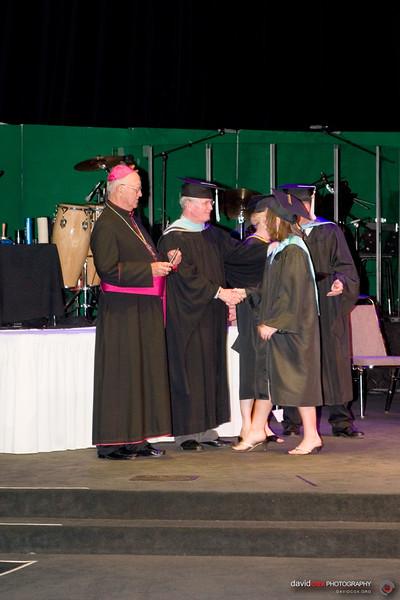 E VanZant Graduation (May 2006)