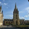 Cathedral, Oxford, England.