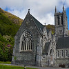 Chapel, Kylemore Abbey, Galway, Ireland.
