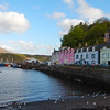 Portree Harbor, Isle of Skye, Scotland.