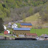 Farm, Nyreofjord, Norway.