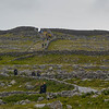 Dun Aonghasa, a prehistoric fort dating back to 1100 BC, Inis Mor, Aran Islands, Galway, Ireland.