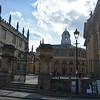 Radcliffe Square, Oxford, England.