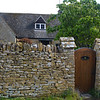 Quince Cottage, Bourton-On-The-Water, The Cotswolds, England, where Karen and I spent the night.