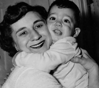 mom and tony