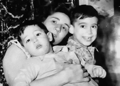 Mom and boys-2