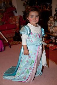 Anastasja, Akhtar's daughter