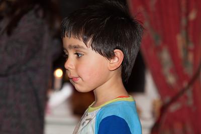 Joel, Akhtar's son (Aaron's nephew)