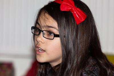 Jade, Adam's daughter (Aaron's neice)