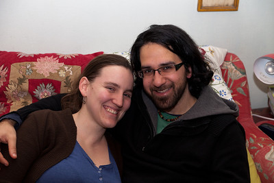 Rachel and Aaron