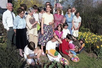 Ostersonntag, 22. April 1984