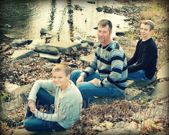 Vaughan Family 2012