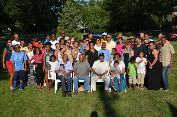 Vera Heidelberg Family Reunion Photo 8/25/2012