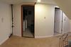 Downstairs (laundry room, bathroom)