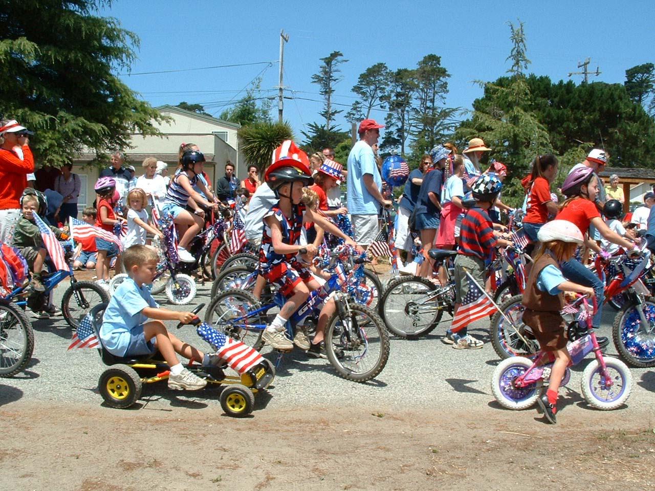 La Selva Parade2001